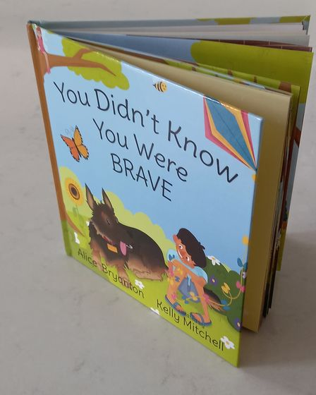 You Didn't Know You Were Brave byAlice Bryanton, illustrated by Kelly Mitchell