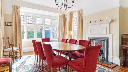 Impressive ceiling heights and some delightful fireplaces can be found throughout Eversdene.