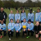 Brent Schools under-13s face the camera