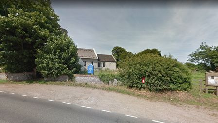 A postbox was stolen from near St Margaret's Church, on St Olaves Road, Herringfleet.