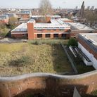 The former Holloway Prison site.