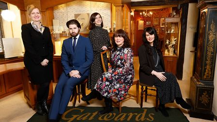 Gatwards has beenin Hitchin since 1760, and is the oldest family-run jewellery business in Britain.