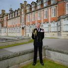 First Sea Lord and Chief of the Naval Staff, Admiral Tony Radakin at Britannia Royal Naval College
