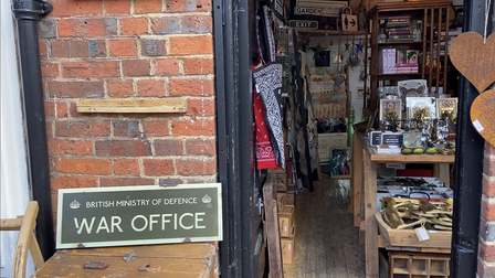 Vintage Bay is now split into two separate stores, where customers can buy vintage and antique gifts and homeware