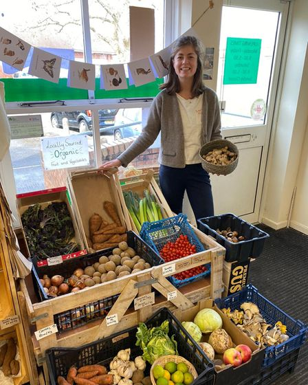 Bethan Walker, owner of Simple Green Zero Waste in Victoria Square.