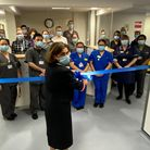 Kanchan cutting the ribbon1