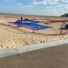 Inflatable incident Great Yarmouth