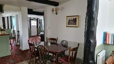 The Red Lion, Great Sampford