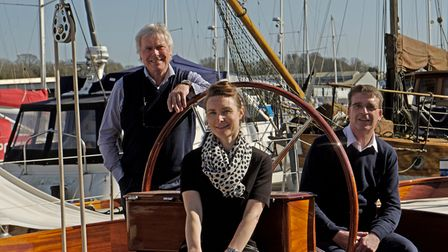 The new top team at Spirit Yachts