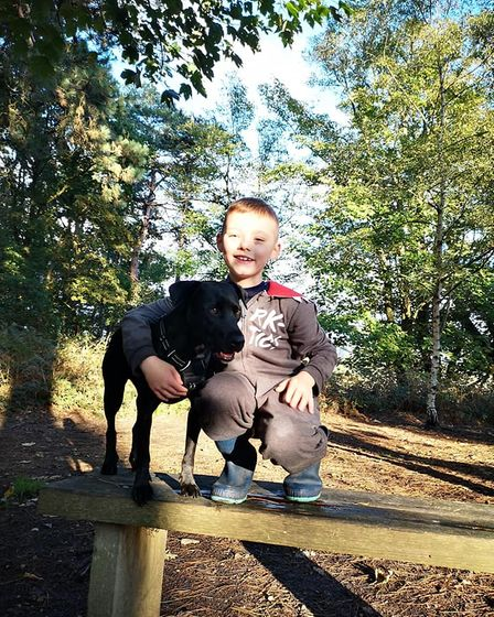 Jake had been asking for a pet for some time, but lockdown presented the opportunity to bring one home.