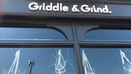 Griddle and Grind opens in St Neots