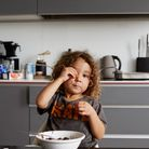 Three-year-old Vivi wasone of the youngest people photographed for the book.