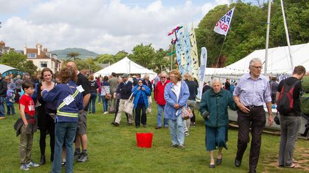 Sidmouth Sea Fest. Ref shs 20-17TI 2944. Picture: Terry Ife