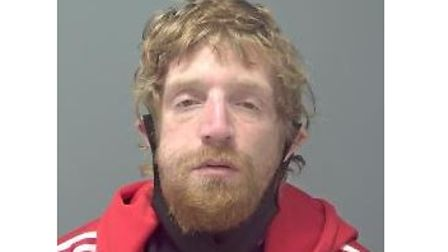 Liam Senior, of Cavendish Street, was jailed for shoplifting in Ipswich town centre