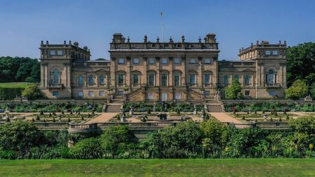 Harewood House near Leeds - great backdrop for the newly announced proms dates