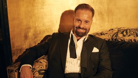 Alfie Boe will perform at Harewood House as part of the Picnic Proms