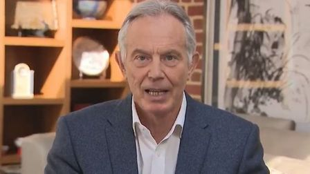 The Tony Blair Institute has provided a 'roadmap' for exiting the coronavirus lockdown. Photograph: