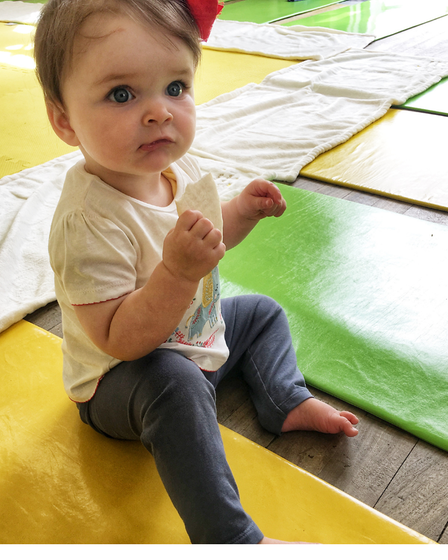 Baby Sensory St Albans and Harpenden.