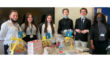Level 1 Business students