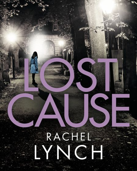 Rachel Lynch's new novel, Lost Cause