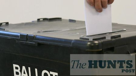Voters to to the polls on May 6 in Huntingdonshire.