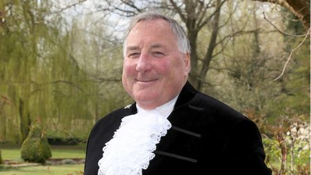 Simon Brice, High Sheriff of Essex 2021-2022