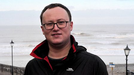 Tim Adams (Liberal Democrats) is standing forCromer division.
