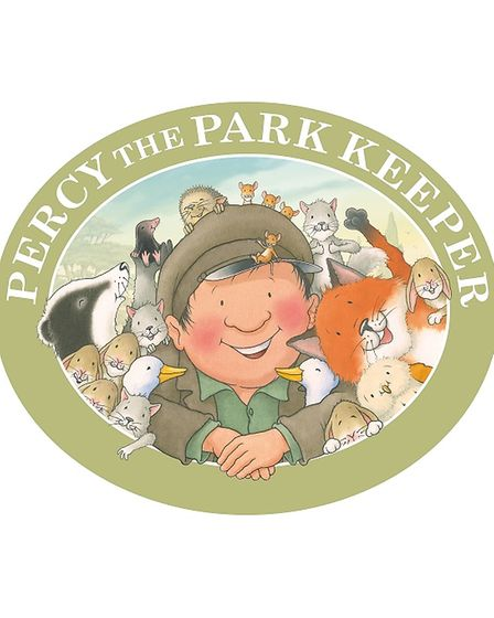 Percy the Park Keeper logo