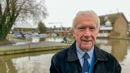 Nigel Dixon (Conservatives) is standing for Hoveton and Stalham division.