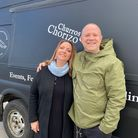Natalie and Nick Brewer will be opening La Churreria - The Little Shop of Churro cafe in Thorpe St Andrew.