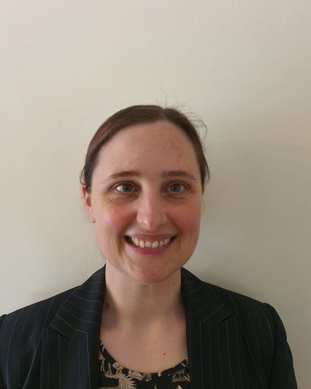 Rebecca Shaw (Labour) is standing inMelton Constable division.