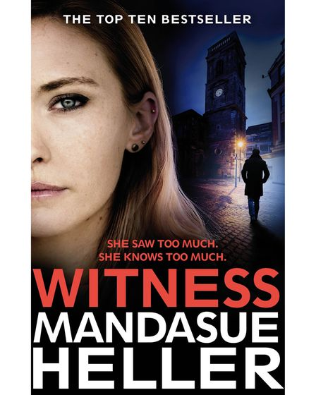Mandasue's latest novel is out in paperback now