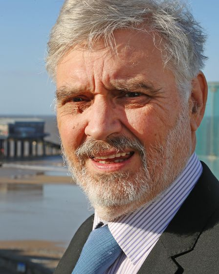 Mike Bossingham (Green party) is standing inCromer division.