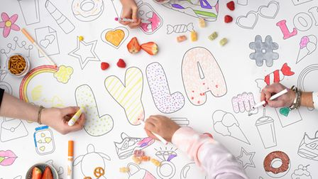 Doodle You personalised designs.