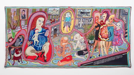 Grayson Perry: The Vanity of Small Differences is free to enter from18 May to 3 July at East Gallery NUA.