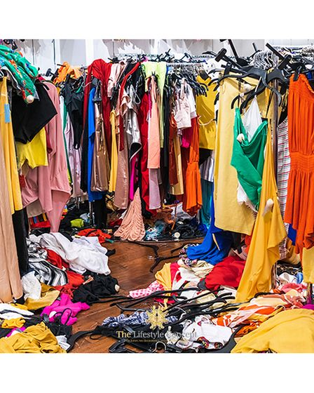 Is it time you gave your wardrobe a spring clear?