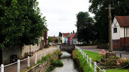 The River Meon runs through the charming village ofEast Meon in Hampshire