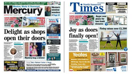 Weston Mercury and North Somerset Times
