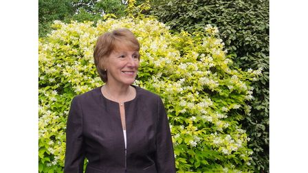 The Lord-Lieutenant of West Sussex, Mrs Susan Pyper