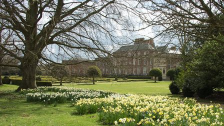 Judith Johnson took this spring-time image at Wimpole Hall.