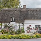 Wheelwrights Cottage in Easton is one of the many charming chocolate-box cottages to be found around picturesque Hampshire