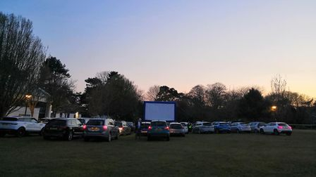 The Lowther Drive In Cinema