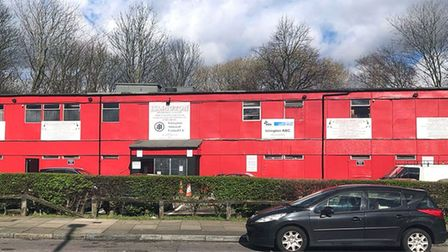 Islington Boxing Club has been operating out of temporary buildings since 1981