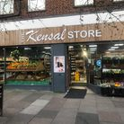 Store front of Bhavna's Kensal Store