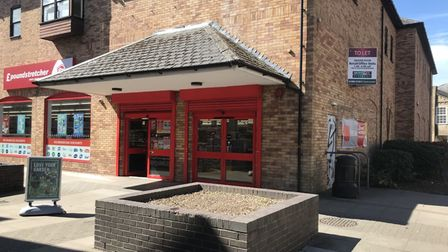 The Poundstretcher store will be converted to homes, shops and office space.