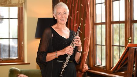 Jane Marshall, as she was known during her career as a professional oboe player, now teaches Nordic