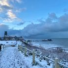 A photo by Thomas Woods, Year 7, which won first place in a Cromer Academy photography competition.