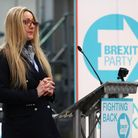 Former Brexit Party MEP June Mummery, who retweeted an article featuring a Leave voter saying he regretted voting for Brexit