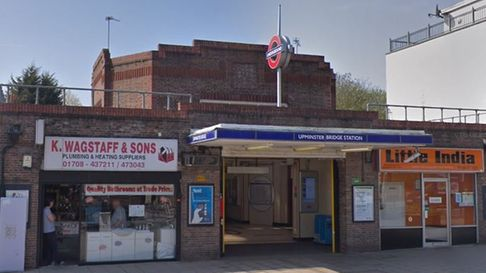 Upminster Bridge station suffered the sixth longest unplanned closure of any Tube station in London