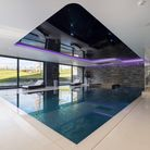 Baguley Farm has an indoor pool